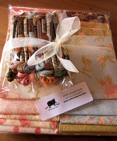 A Faithful Friend Quilt Kit