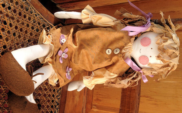 cloth rag doll pattern