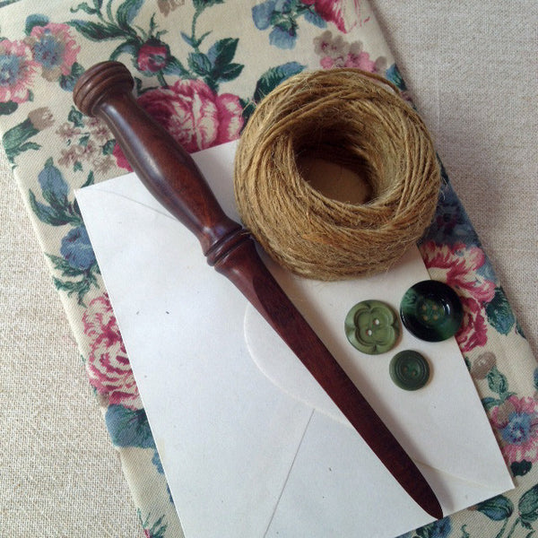 Handcrafted Timber Letter Opener