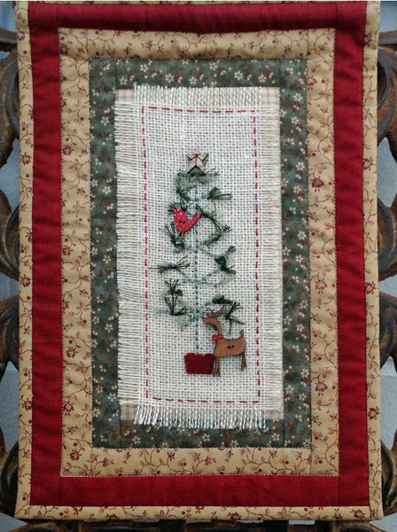 Christmas Tree Wall Quilt