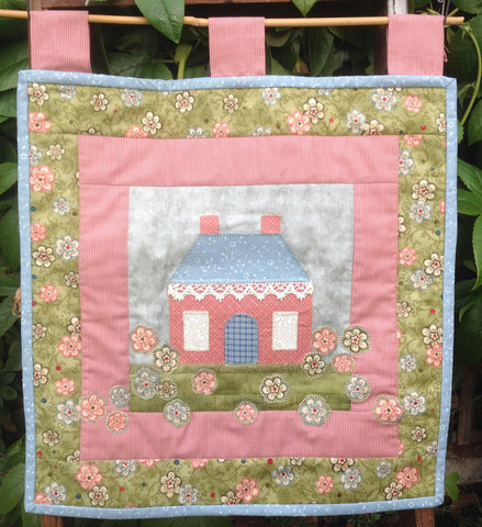 cottage pdf wall hanging