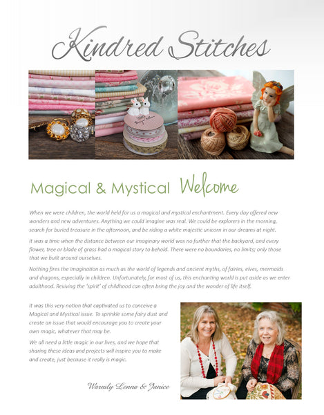 Australian sewing craft magazine