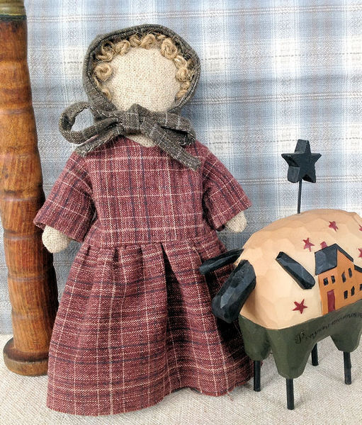 Prairie doll pattern