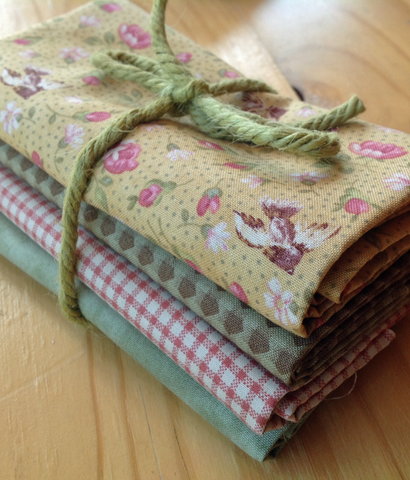 Quilting Fabric - Fat Quarter Bundle #18