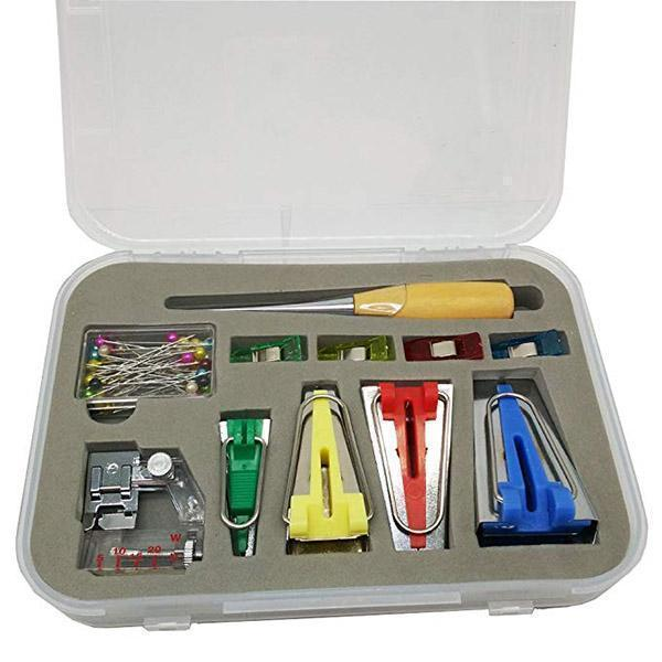 (50% discount today) Sewing Bias Tape Maker Kit