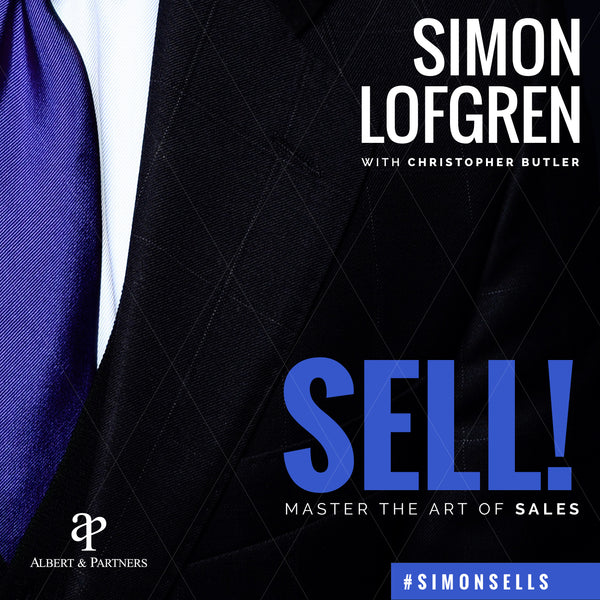 SELL! Master the art of Sales (Audiobook) [variant_title] - Simon Lofgren
