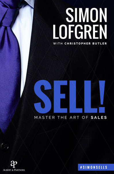 SELL! Master the art of Sales (Ebook) [variant_title] - Simon Lofgren