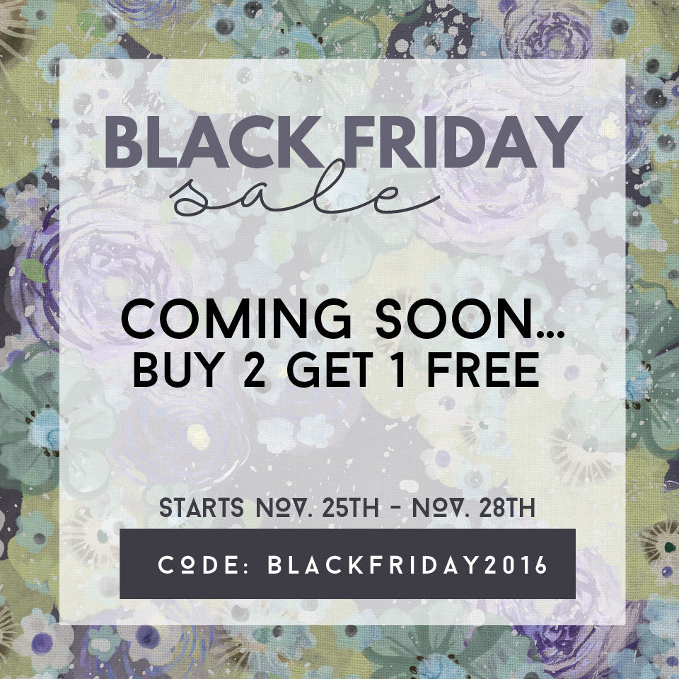 BLACK FRIDAY BACKDROP SALE