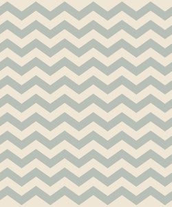 Blue Chevron Original