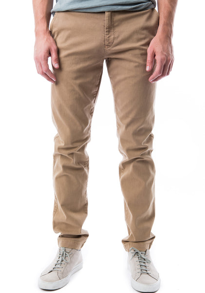 2016 Summer KenningtonLtd. Slim Parker Chino - Sand Pants