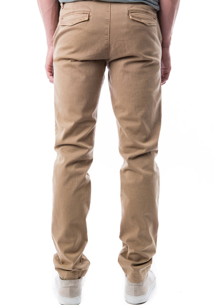 2016 Summer KenningtonLtd. Slim Parker Chino Sand Pants