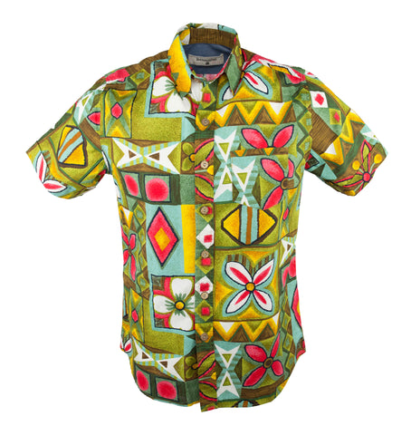 Bark Short Sleeve Shirt - Multi