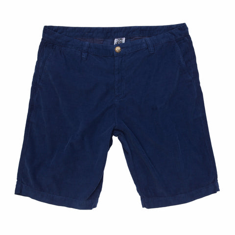 2016 Summer KenningtonLtd. Corduroy Cotton Short - Midnight Shorts