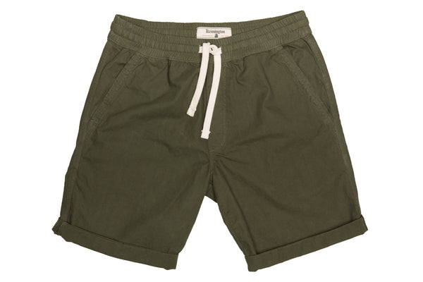 KenningtonLtd. Pull on Short - Sage Shorts