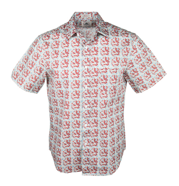 Fall Short Sleeve - Red