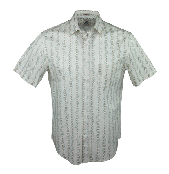 Phillip Short Sleeve Shirt - Sky