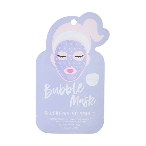 Bubble Mask Revitalizante