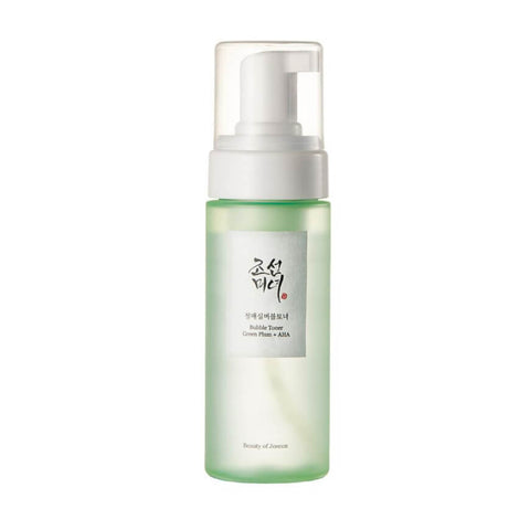 [Beauty of Joseon] Green Plum AHA Bubble Toner