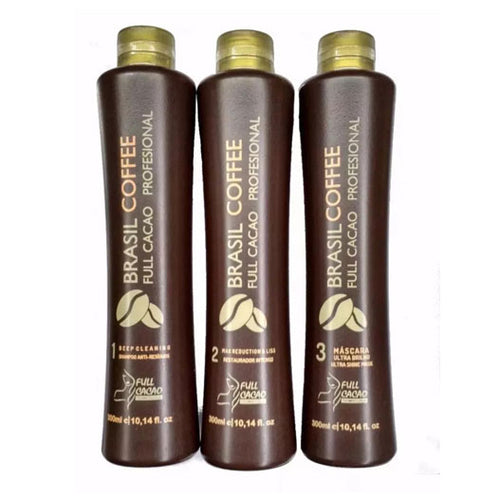 Alisado Brasil Coffee 1000 ML
