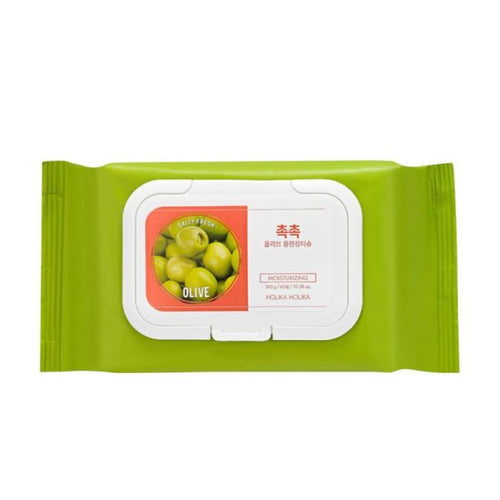 Daily Fresh Olive Cleansing Tissue 60u