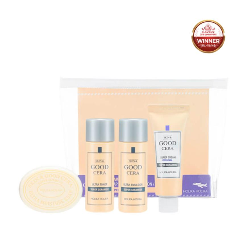 [Holika Holika] Good Cera Travel Kit