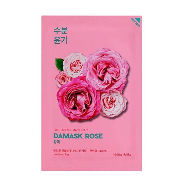 [Holika Holika] Pure Essence Mask Rosa Damascena