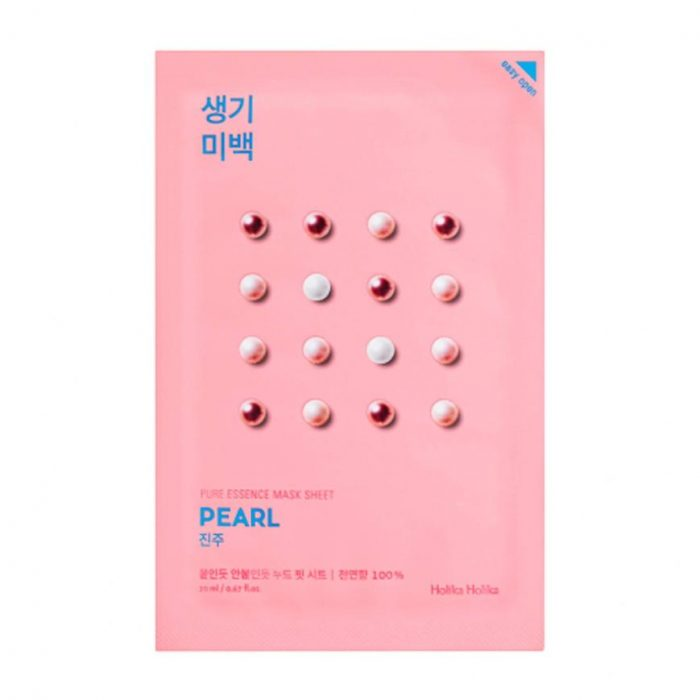 [Holika Holika] Pure Essence Mask Perla
