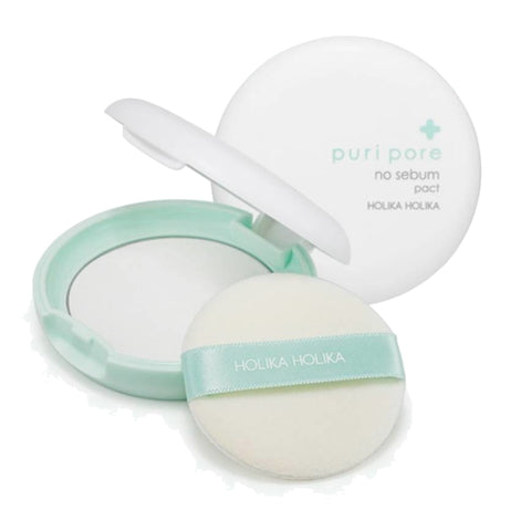 [Holika Holika] Puri Pore No Sebum Pact