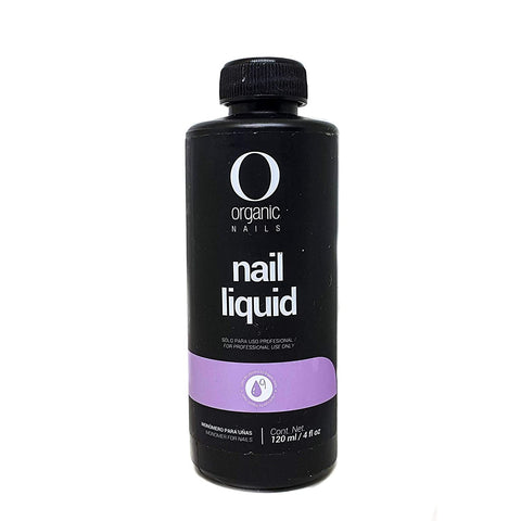 Monomero 120 ml Organic Nails, Uñas Acrilicas, Acrilico