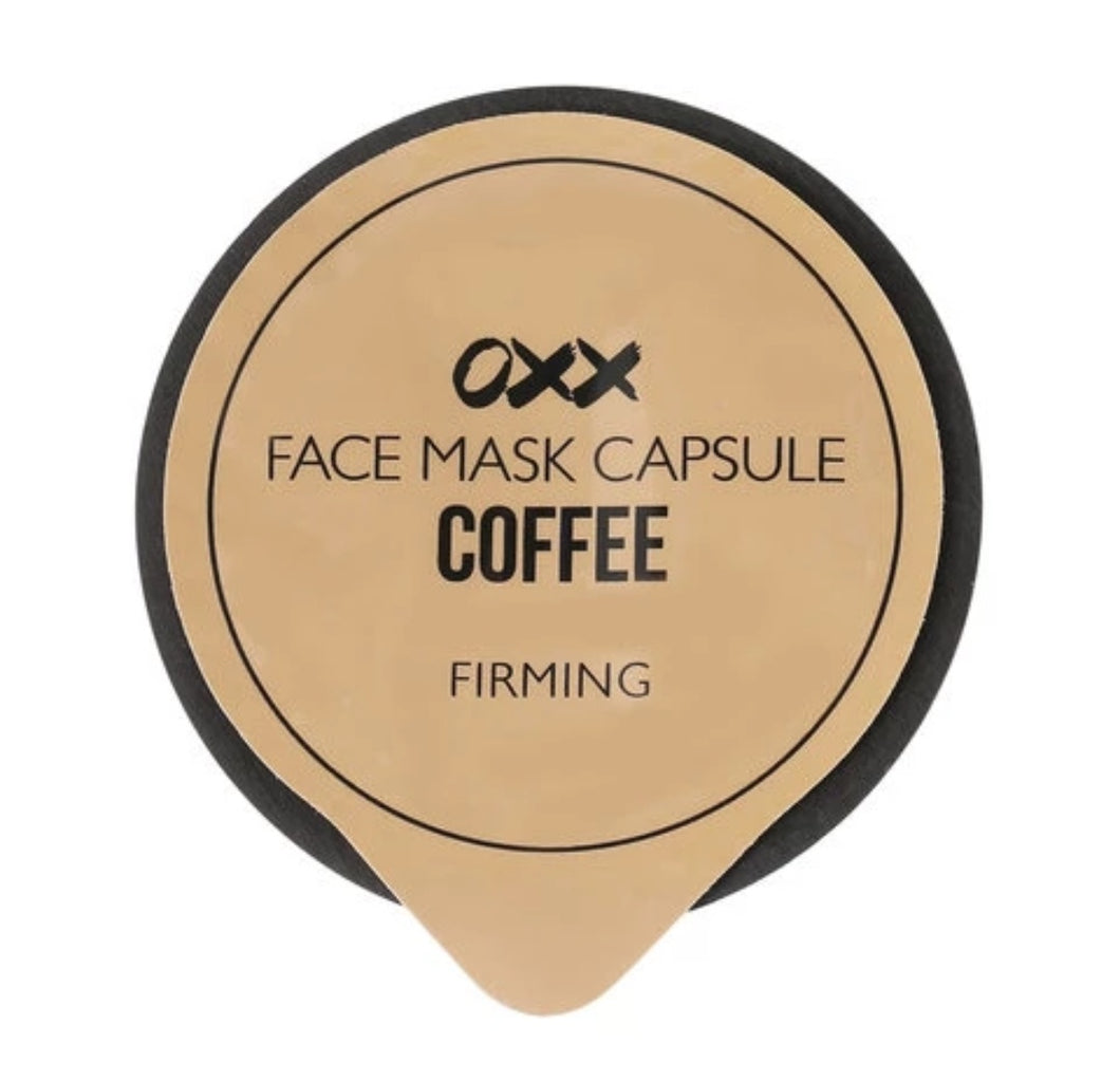 OXX Máscara facial Coffee