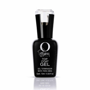 Top Coat Gel Matte Organic Nails