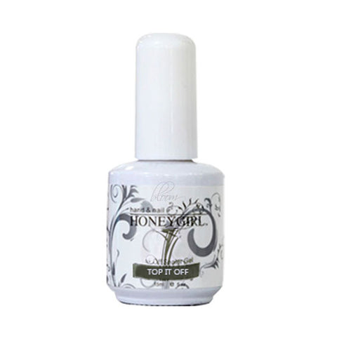 Top coat esmaltado permanente Honey Girl