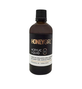 Monomero Acrilico 50ml Honey Girl, Uñas Acrilicas