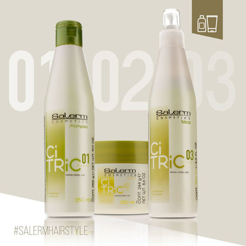 SALERM Bitrat Loción Reestructurante Citric Balance 250 ml