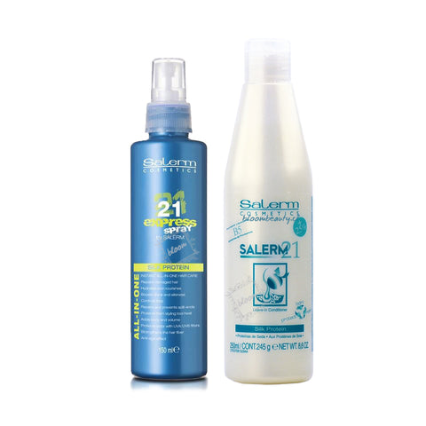 SALERM 21 Kit Crema 250 ML + Express