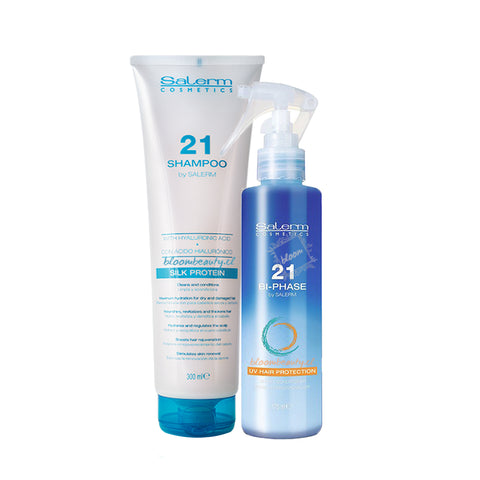 SALERM 21 Kit Shampoo + Bi-Phase