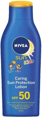 Nivea Kids Caring Sun Protection Lotion SPF 50