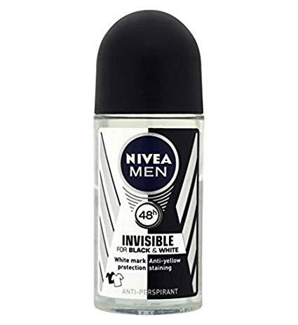 Nivea Men Invisible Roll On