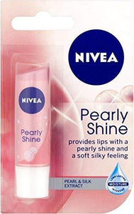 Nivea Pearly Shine Caring Lip Balm