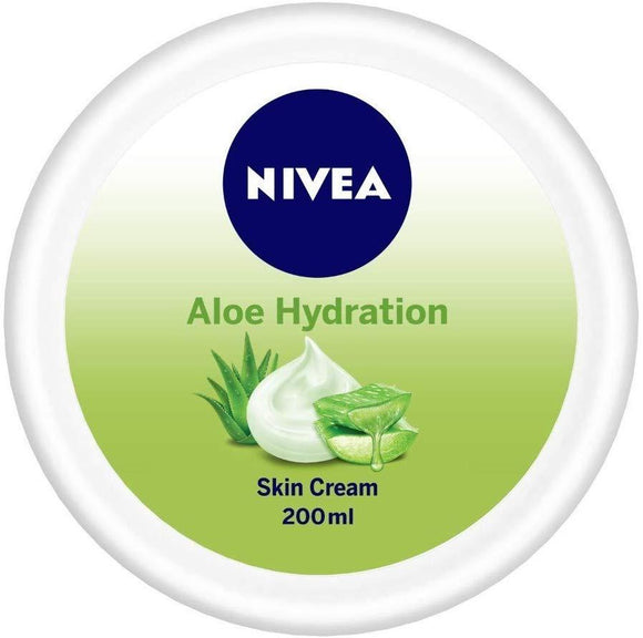 Nivea Aloe Hydration Cream