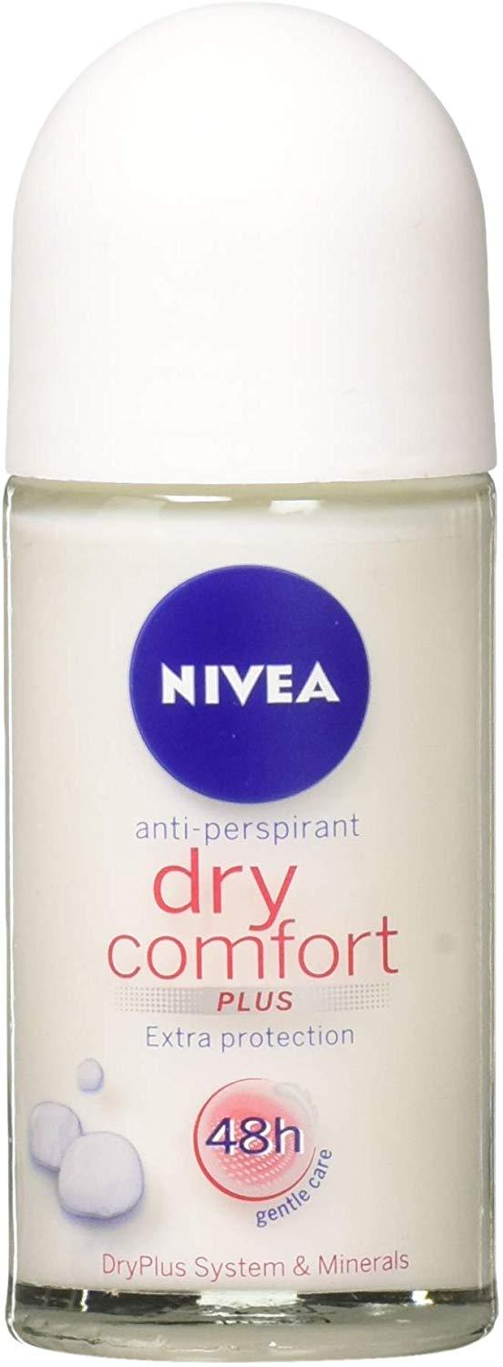 Nivea Dry Comfort Roll on