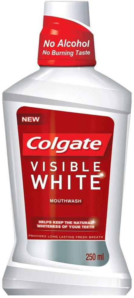 Colgate Plax Visible White Mouthwash