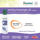 Himalaya Toning Massage Oil For Moms
