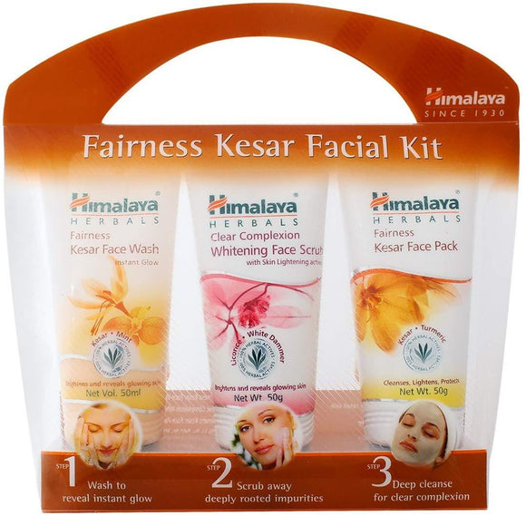Himalaya Fairness Facial Kit