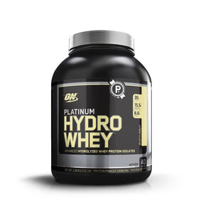 Optimum Nutrition (ON) Platinum Hydro Whey Velocity Vanilla