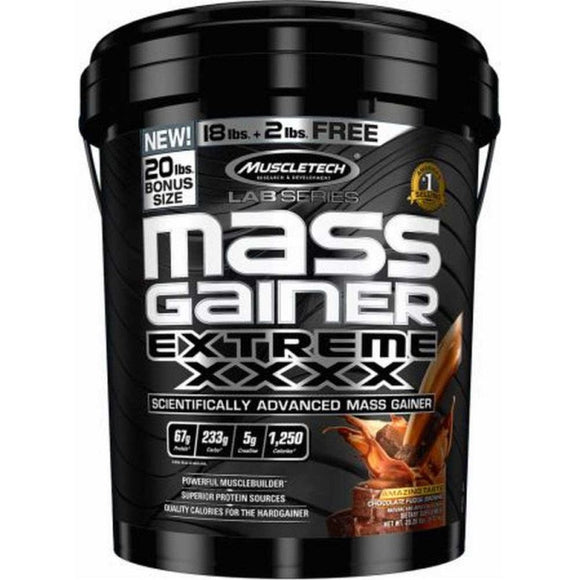 MuscleTech Nutrition Mass Gainer Extreme XXXX