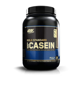 Optimum Nutrition (ON) Gold Standard 100% Casein Chocolate Cake Batter