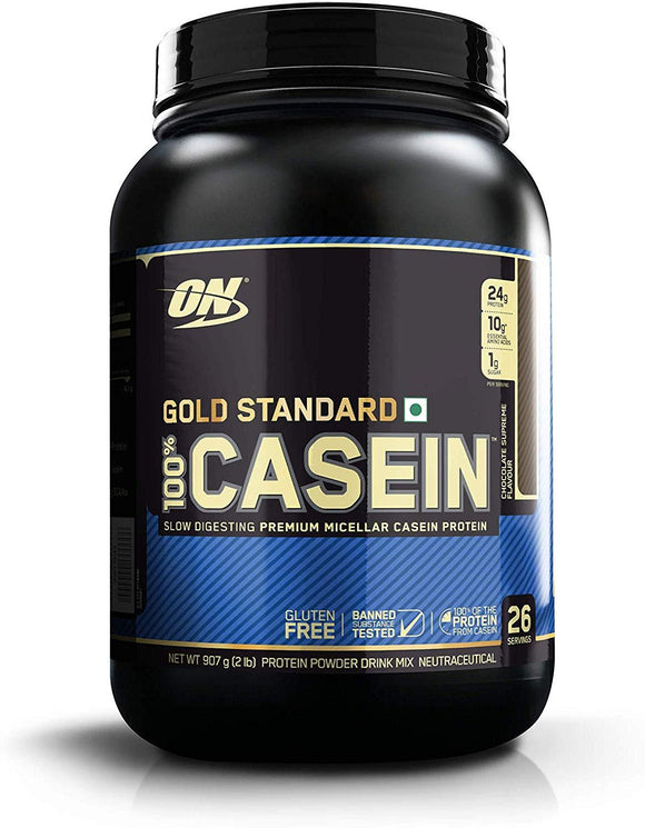 Optimum Nutrition (ON) Gold Standard 100% Casein Chocolate Supreme