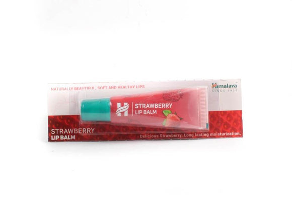 Himalaya Strawberry Lip Balm