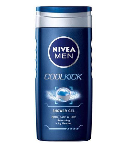 Nivea Men Cool Kick Shower Gel